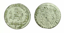 pci3003) PIACENZA - Ranuccio II Farnese (1646-1694) - 10 Soldi MIR 1176 R