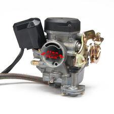 18mm Keihin CVK PD18J Carb Carburetor For GY6 50CC 139QMB 139QMA Scooter Jonway