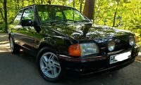 Ford escort xr3i EFI (MUST SEE!)  NO RESERVE
