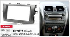 CARAV 08-003 2Din Car Radio Install Dash Kit face plate panel for TOYOTA Corolla