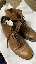 WW1 Or WW2 French Or Belgium Army Boots