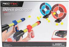 Rec-Tek Dueling Sniper Shootout Game Activity Set 1-1-28750-Ds