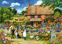 1000 Pieces Jigsaw Puzzle Countryside Farm - Brand New & Sealed
