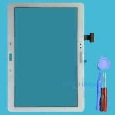 For samsung note 10.1 sm-p600 p601 p605 white digitizer touch screen replace