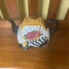 Victorian Style Teapot from Sandy's Closet