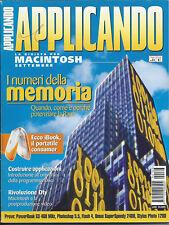 APPLICANDO LA RIVISTA PER MACINTOSH APPLE n.166 SETTEMBRE 1999