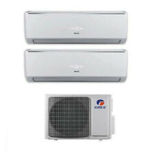 Climatizzatore Inverter Dual Split Gree Argo Lomo WiFI 9+9 9000+9000 Btu R32 14