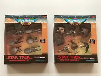 Micro Machines ~ Star Trek Limited Edition Collector's Set ~ Full Bronze Set