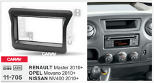 CARAV 11-705 Car Radio Fascia Panel for NISSAN NV400 OPEL Movano RENAULT Master