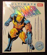 2000 Ultimate  X-MEN by Peter Sanderson HC/DJ VF+/FN+ 1st DK CHILDREN