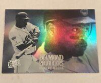 1996 Fleer Ultra Diamond Producers ALBERT BELLE Cleveland Indians 1 of 12