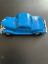 ERTL DIECAST BLUE CAR FROM THOMAS THE TANK Collectables