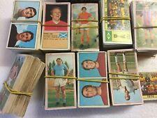 PANINI LOTTO 700 FIGURINE CALCIATORI 1970 1971  DA RECUPERO (LEGGI)