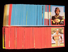 1982 Topps Baseball Sticker Set (260) NM/MT Ryan FREE SHIPPING
