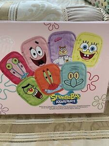 Makeup Eraser SpongeBob 7 Day Set