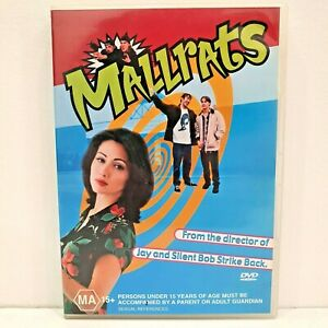 Mallrats (DVD, 1995) Featuring Kevin Smith, Jason Lee, Ben Affleck
