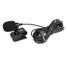 Pioneer deh-4600bt, deh-4700bt, deh-4800bt 2,5mm micrófono pomo + cortavientos