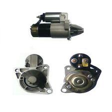 Fits MAZDA MPV 2.0 16V (LW) Starter Motor 1999-2002 - 13239UK