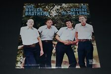 The Butler Brothers~I'm Secure In The Lord~RARE Christian Gospel~SEALED/NEW