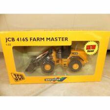 Tracteurs miniatures JCB