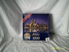 "Perfalock ""New York Skyline"" 1000 pc. Puzzle (Wrebbit, 2001)"