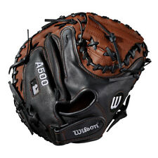 "Wilson A500 19CM 32"" Youth Catcher's Baseball Mitt - Right Hand Throw (NEW)"