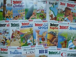 Asterix Nr. 1-38 / komplett / Nagelneu