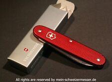 Navaja suiza, Victorinox alox solo (B + R), canif, Swiss Army Knife