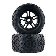 4XRC 3.8inch Tires with Wheel sets For 1:8 Traxxas E-MAXX HPI Savage Flux Truck