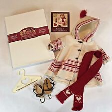 American Girl Pleasant Company Kirsten Retired Ltd Edition Skating Outfit KLO