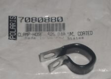 POLARIS OEM NOS PURE SNOWMOBILE ATV COATED HOSE CLAMP .625	7080880