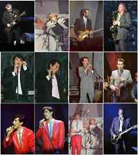 85 Roxy Music concert photos Birmingham 77,Manchester 79.London/Liverpool 05