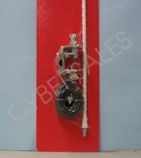 SINGLE 3 ft White CB Radio Antenna kit w mount + coax 1000w Superior Quality