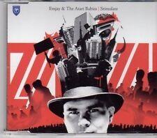 (DH713) Emjay & The Atari Babies, Stimulate - 2006 CD