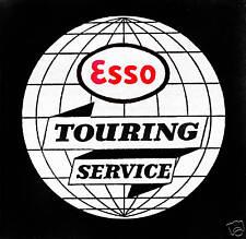 LAMBRETTA VESPA 60s ESSO TOURING SERVICE STICKER SX,GP