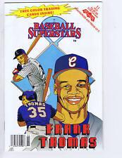 Baseball  Superstars Comics #11 Revolutionary 1992