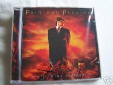 "Pain & Passion ""Don't Think Tomorrow"" 2003 Rock CD Swedish Heavy Metal"