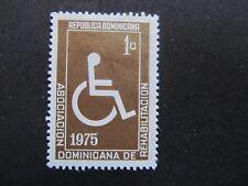 1975 - DOMINICAN REPUBLIC - INVALID - SCOTT RA70 PT30 1C