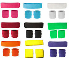 Kids Neon Headband & Wristbands Neon  Wrist Sweatbands & HeadBands