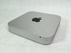 Apple Mac Mini A1347 2012 Intel Core i5 2.5GHz 8GB 500GB OSX 10.13 -RR