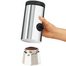MELICONI Dosacaffè in ACCIAIO INOX Dosatore Caffè CAFFETTIERA MOKA