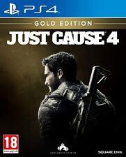 JUST CAUSE 4 - GOLD EDITI