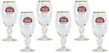 Stella Artois Glasses 15CL (smaller size) Set of 6 Belgium Brand New...Beautiful