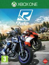 Ride XBOX One Motorrad Spiel Top Zustand schneller Versand