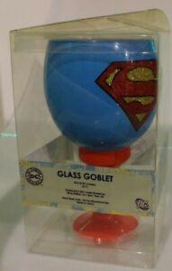 SUPERMAN GIANT SUPER GLASS 1100ML 1.1L GOBLET