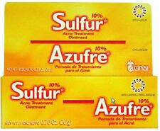 Grisi Sulfur Acne Treatment Ointment, .7 oz
