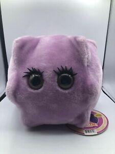 Gigantic Microbes Giant Kissing Disease Purple Epstein Barr Virus Plush Soft Toy