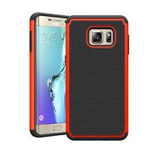 Étuis, housses et coques rouges en plastique rigide Samsung Galaxy S7 pour téléphone mobile et assistant personnel (PDA)