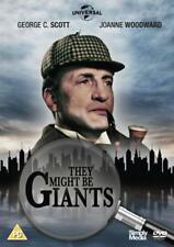 They Might Be Giants - Sealed NEW DVD - George C. Scott