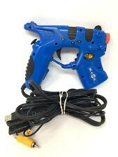 PS2 Blue Mad Catz Blaster Gun - Tested